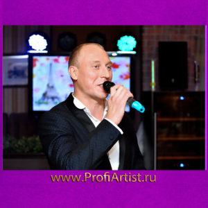 Ведущий КОНСТАНТИН КИТИРИСОВ в ночной клуб фото