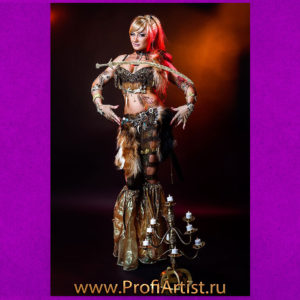 Заказать Восточный Танец ЭЛИС на день рождения в Москве без посредников