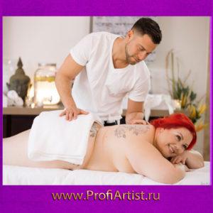 Профессиональный массаж на СПА девичник в Москве в день рождения