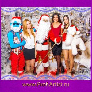 Шоу-программа в ночной клуб на Новый год и на корпоратив