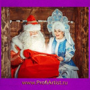 Ведущий и Дед Мороз на свадьбу, юбилей, корпоратив и Новый год